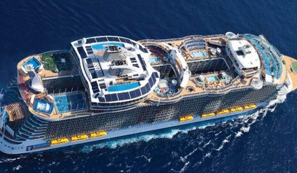Allure Of The Seas Piscinas