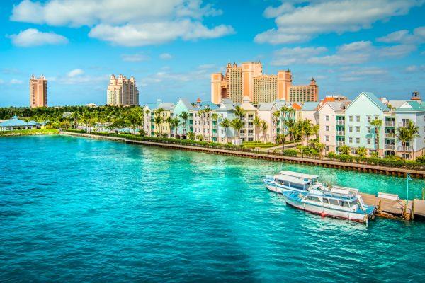 Paradise Island, Nassau, Bahamas.